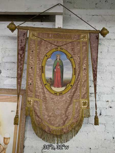 Early-Saint-Dymphna-Dutch-Church-Banner