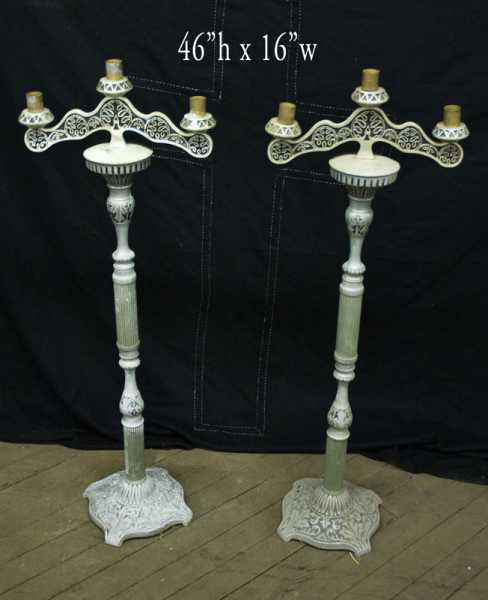Used-Church-Items-Funeral-Stand-1