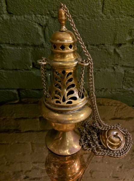 Used-Church-Items-Censer-Thurible-13
