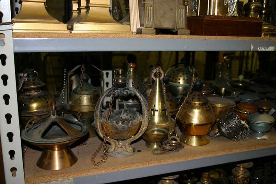 Used-Church-Items-Censers-Thuribles 1