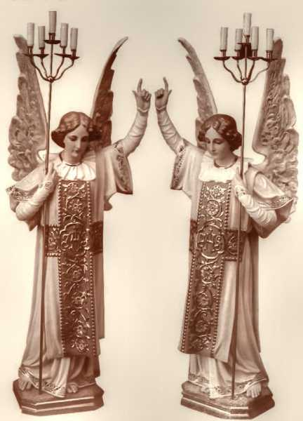 Angels-Candelabra-Statues-A
