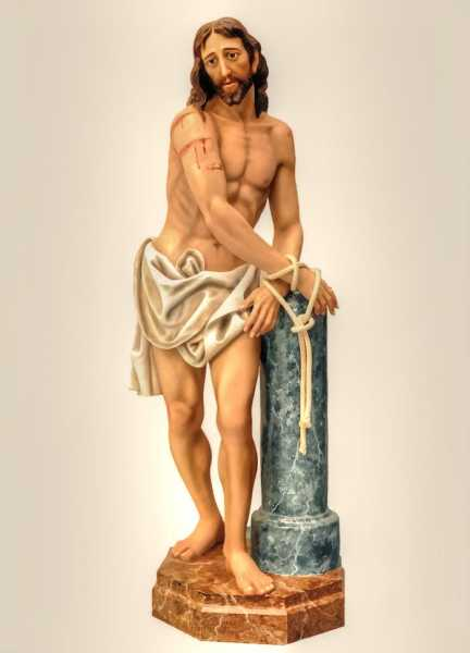 Christ-at-the-Column-Statue-B