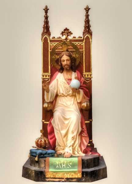 Christ-the-King-Sacred-Heart-Statue