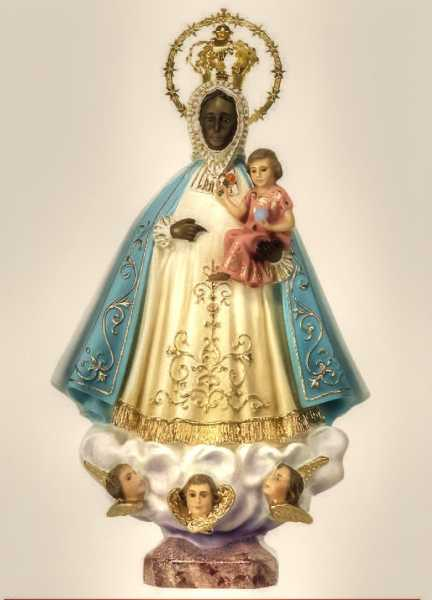 Virgin of Regla-Church-Statue