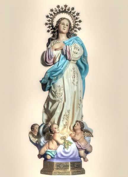 Immaculate-Conception-of-the-Blessed-Virgin-Mary-Statue-8