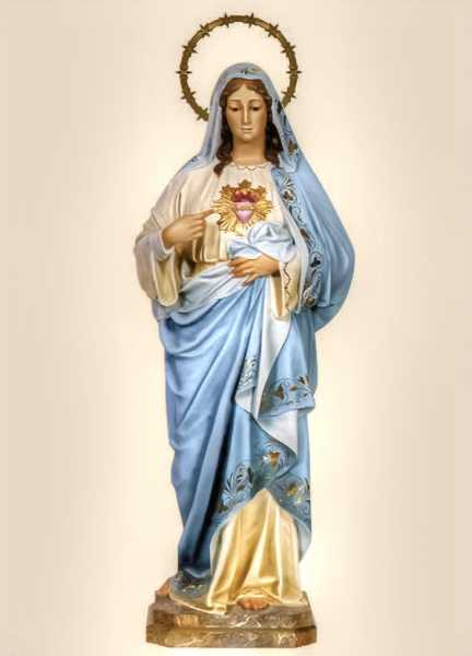 Immaculate-Heart-of-Mary-Cor-Immaculatum-Mariae-Statue