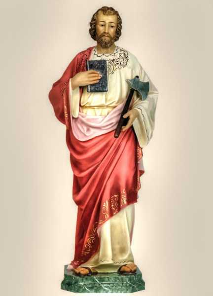 Judas-Thaddaeus-Jude-the-Apostle-Statue