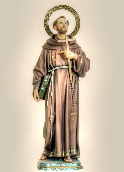 Saint-Francis-of-Assisi-Statue