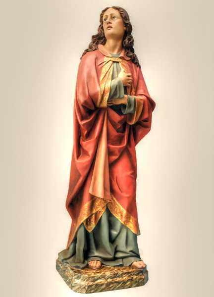 Saint-John-the-Evangelist-Statue