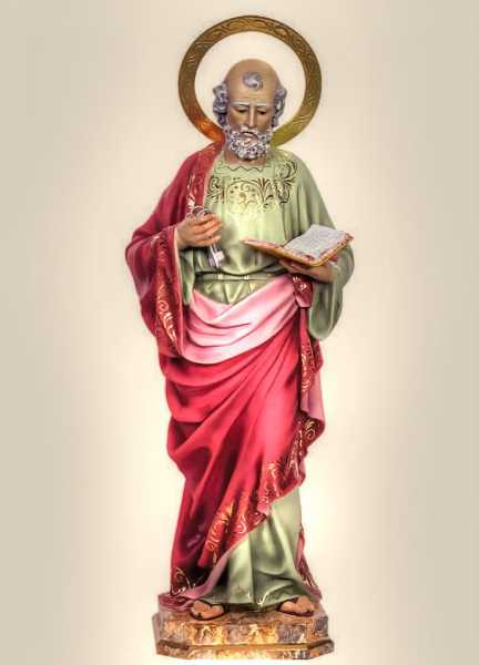 Saint-Peter-the-Apostle-Statue