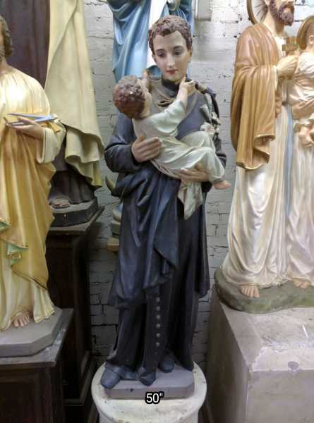 Antique-Catholic-Used-Church-Statue-5