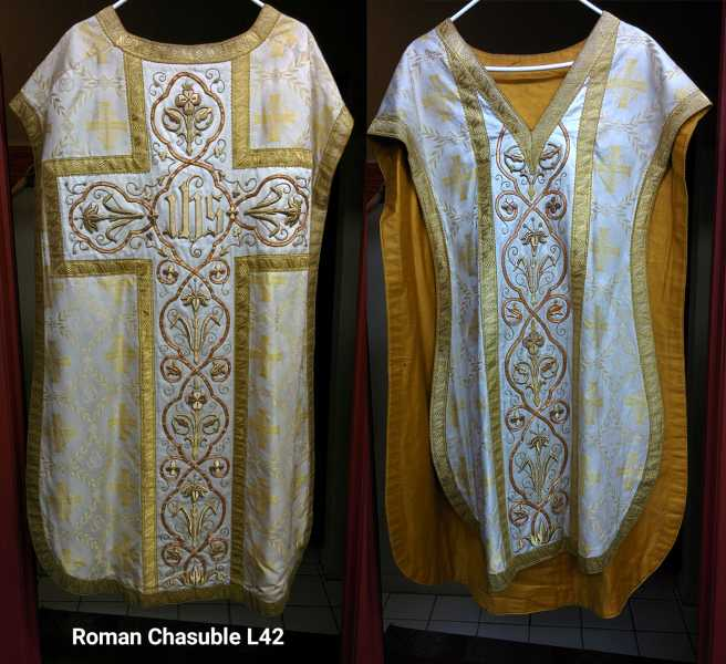 Fiddleback-Chasuble-Raised-Gold-Embroidery-1006WhCh